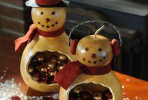 Gourd crafts