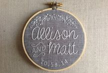 Crafty Wedding Gift Ideas