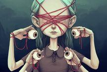 Illustration art for inspiration