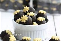 Black Nastar Cookies ala Pak Sahak