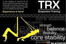 Fitness - Balance / Maintaining equilibrium while stationary or moving.