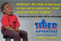 SitterAdvantage / Images from SitterAdvantage, the app from What To Do With The Kids.