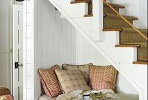 ulozny priestor pod schodmi