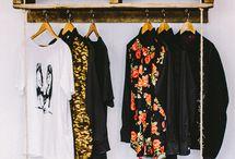 Clothing racks