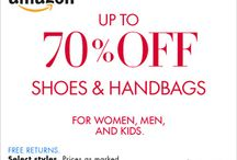 Discounts, Bargains & Tips / The buzz on discount fashion, apparel and shopping tips. Deals to $aving money. Hurry, discounts won't last long!