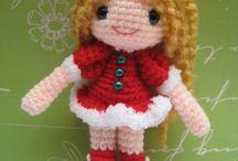 Cute Amigurumi / #crochet #toy #amigurumi