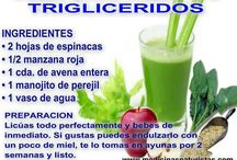 alimentacion sana / dietas, menu, jugos y alimentacion sana
