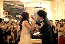 Travel Wedding / 「旅」をテーマにした二部制パーティー