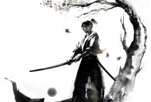 Samurai art