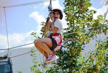 RopesCourse 28 Luglio 2015 / #RopesCourse #ExtremeWaves #ValdiSole #Trentino #Commezzadura