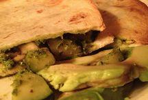 Foodz - Sammies and wraps