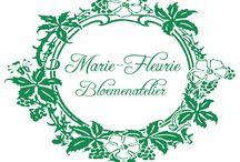 Bloemenatelier Marie-Fleurie Heemstede / Een heerlijke werkplek!