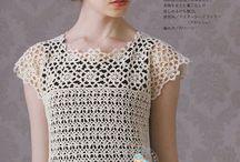 Háčkované šaty 5 - Crochet dress 5