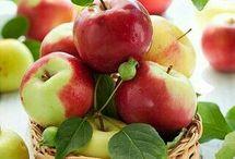 Natur -Schatz  Obst Gemüse und Getränke /