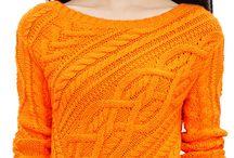 светера и кардиганы