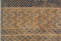 middle eastern / cantral asian embroidery