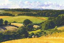 campagne landscape