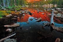 Colorado / Hiking, alpine lakes, beautiful mountains, fall colors... Colorado has it all!