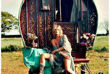 Boho and Gypsy Style