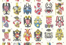 Heraldry (Heraldické kresby - My heraldic drawings and paintings) / coat of arms, heraldry