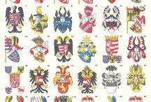 Heraldry (Heraldické kresby - My heraldic drawings and paintings) / coat of arms, heraldry