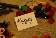 Kaagaz / Paper Quilling accessories