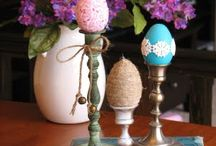 Easter Decorations / by Teresa and Maudie Gallent