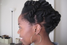 African Divas/ natural hair