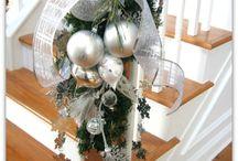 Karácsonyi lakásdíszítés