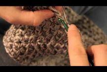 I want to crochet.