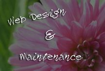All about Web Design - Marketing Tips and Tricks / Define your web presence and learn how to market your business.