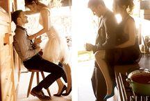 couple shoot - street fashion