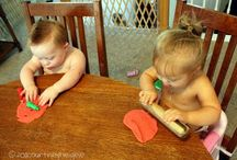 Craft and sensory activities