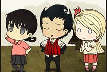 Don't Starve Together / Planing the best cosplay!