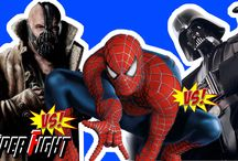 Super Hero Fight Movies in Real Life / Super Hero Fight Movies in Real Life