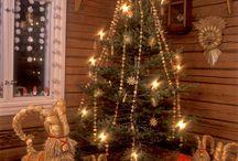 vanhan ajan joulu