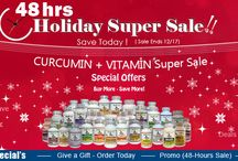 48-Hours Holiday Super Sale / 48-Hours Holiday Super Sale :: CurCumin - Multi-Vitamins - Weight Loss...Deals