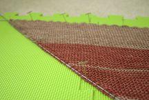 Blocking knit & crochet