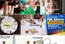 Kids senses