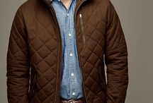 Men: Fashion: Outerwear