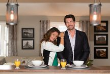 W Network: Love It or List It: Vacation Homes / Design inspiration from the W Network show Love It or List It Vacation Homes with designer Dan Vickery and realtor Elisa Goldhawke.