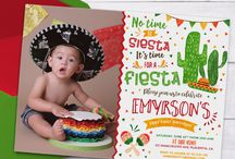 Fiesta Birthday Party