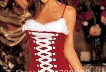 Christmas Costume / by Eva Spring