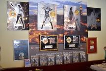 Hall of Fame Berlin in der Trattoria a´Muntagnola / vom 10.3.2013 in der Muntagnola Berlin - die Ausstellung kann noch besichtig werden bis Anfang Mai