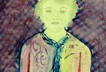 Original Artwork from kids
