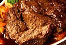 Crock Pot Recipes / by Meliesha Duodu