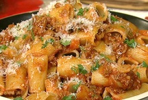 Food: Pasta / by Heather Buzby
