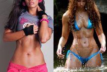 Fitness/Fitspiration / by Ebony Miller