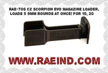 Gun storage accessories & speedloader / Loading that magazine is a pain!
