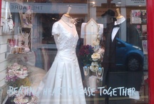 Charity bride / We're asking brides-to-be to track down gorgeous wedding gowns in charity shops across the country.  We'll share them on this board and try to find them a good home! / by ethicalweddings